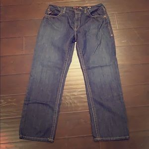 Ariat FR M3 Loose Fit Straight Leg Jeans